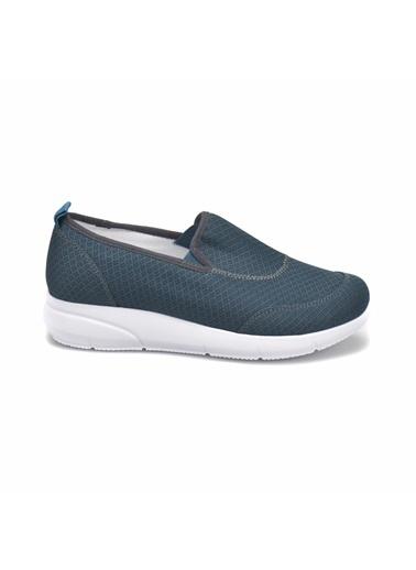 Art Sneakers İndigo
